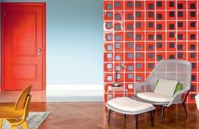 6 maneiras de usar cores na decoração