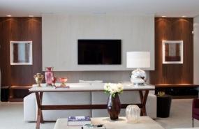 Como decorar mesa de centro com requinte e sofisticação